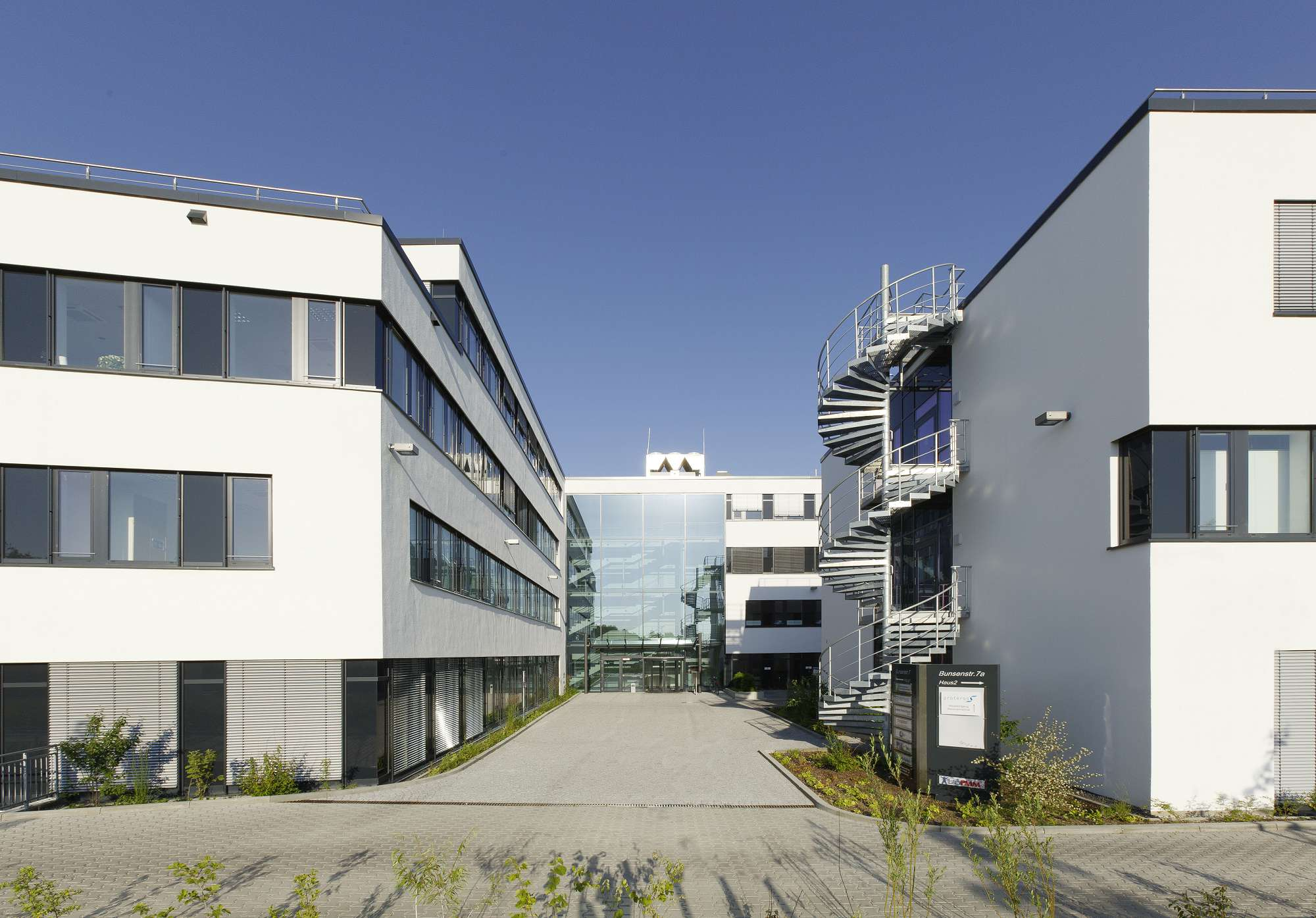 Corporate Architecture | Daiichi-Sankyo