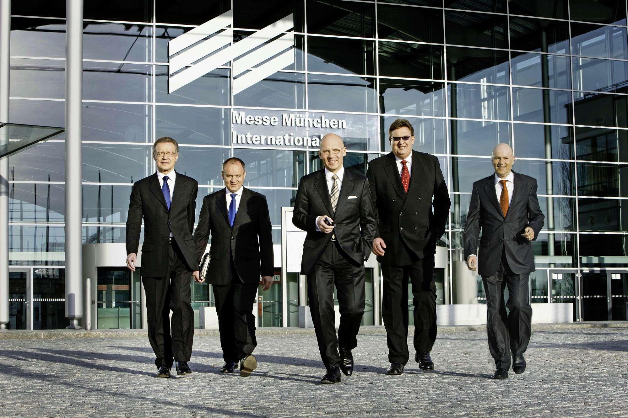 Businessportrait | Messe München