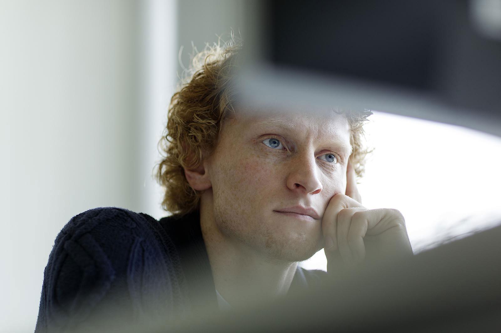 Businessfotoproduktion von Marc Dietenmeier - Fotografie für Vector Informatik in Stuttgart.